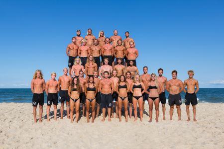 2017 Beach Patrol Team Picture No Names