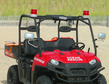 Beach Patrol ATV