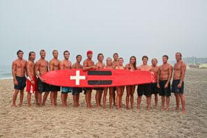 Beach Patrol Picture - Dwyer - 7/26/11