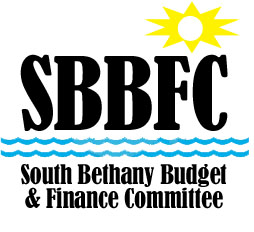 South Bethany Budget & Finance Committee Logo